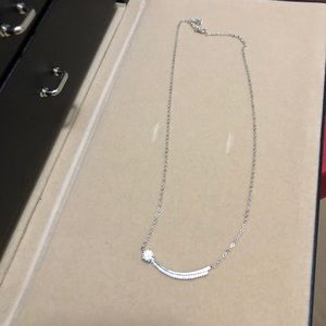 Jewelry - Beautiful Real Silver Statement Necklace